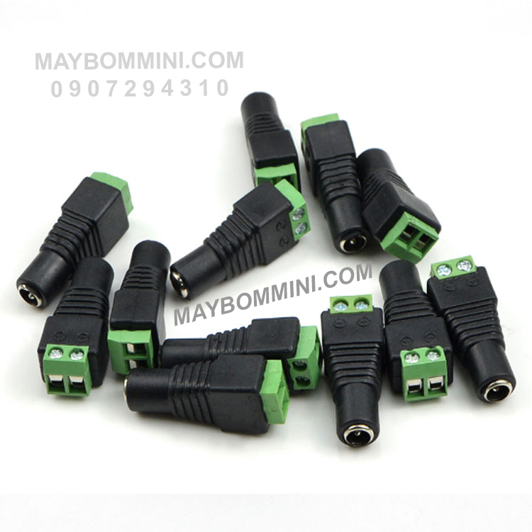 2 1 X 5 5mm DC Power Female Plug Jac