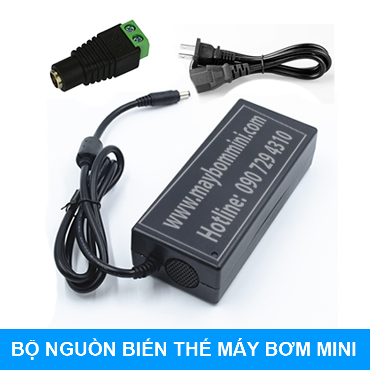 Bo Nguon Dien May Bom Mini