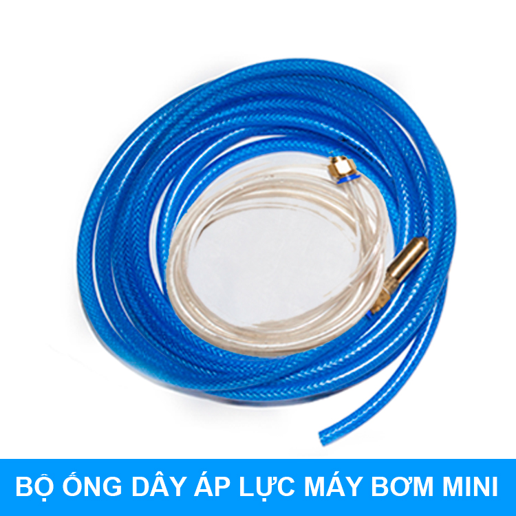 Bo Ong Day Ap Luc May Bom Mini