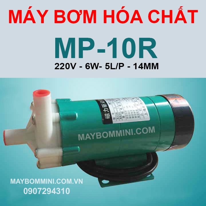 May Bom Axit Hoa Chat 220v