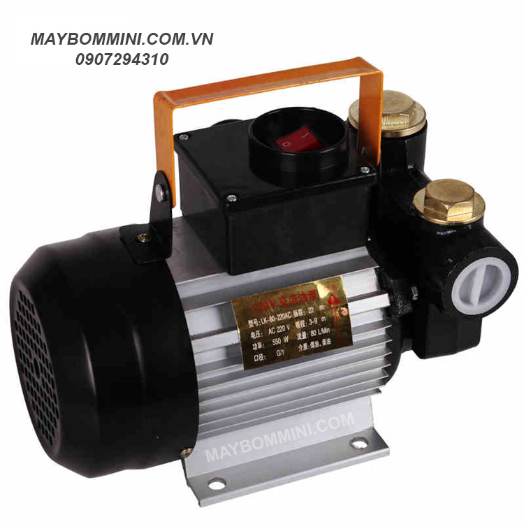 May Bom Dau DO 220V