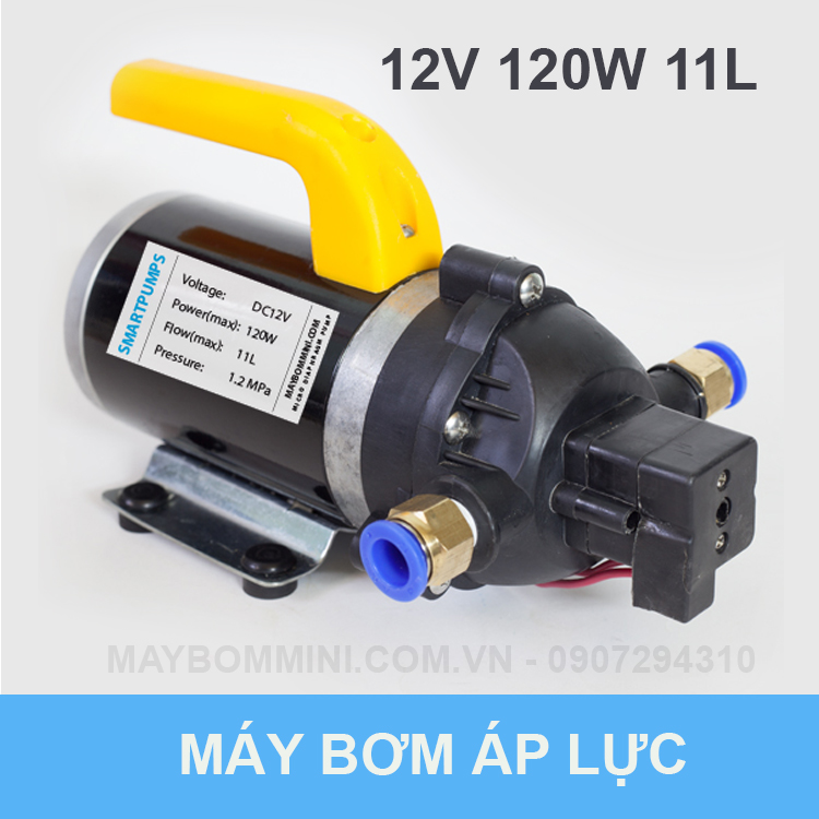 May Bom Mini 12v 120w
