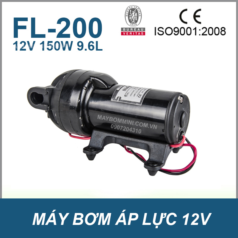 May Bom Mini FL 200