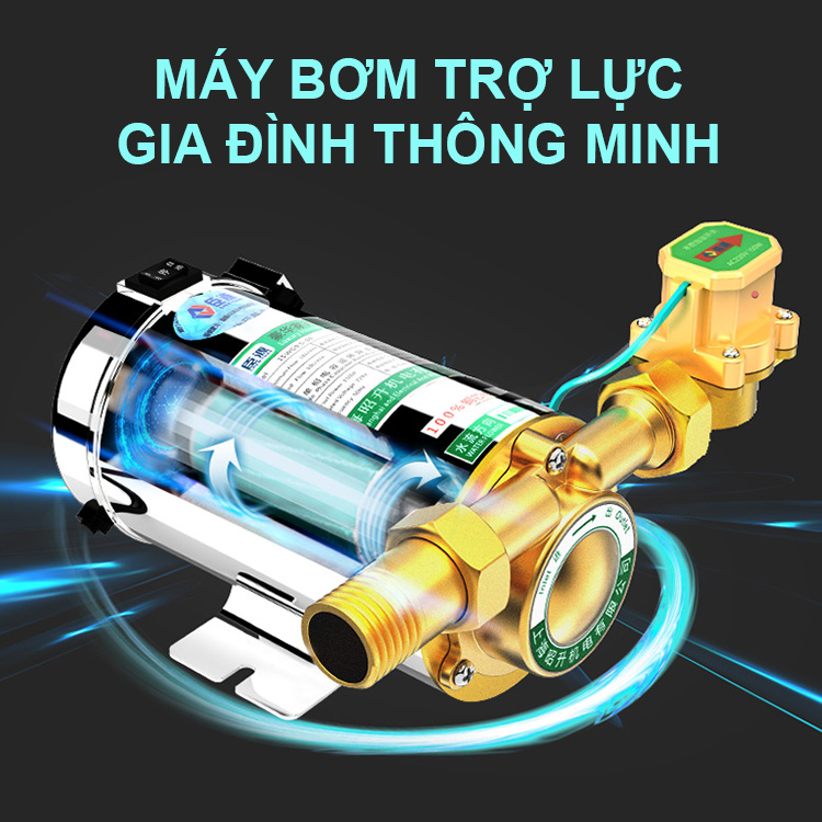 May Bom Tro Luc Gia Dinh Thong Minh