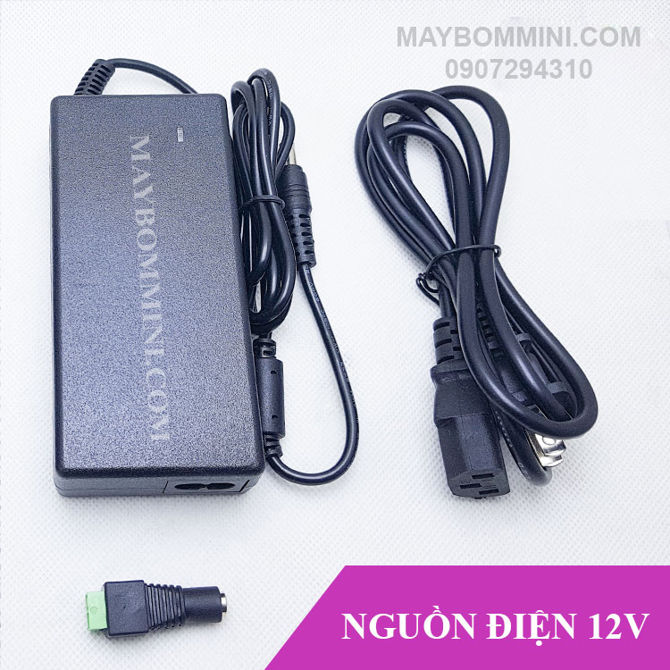 Nguon Dien May Bom Mini