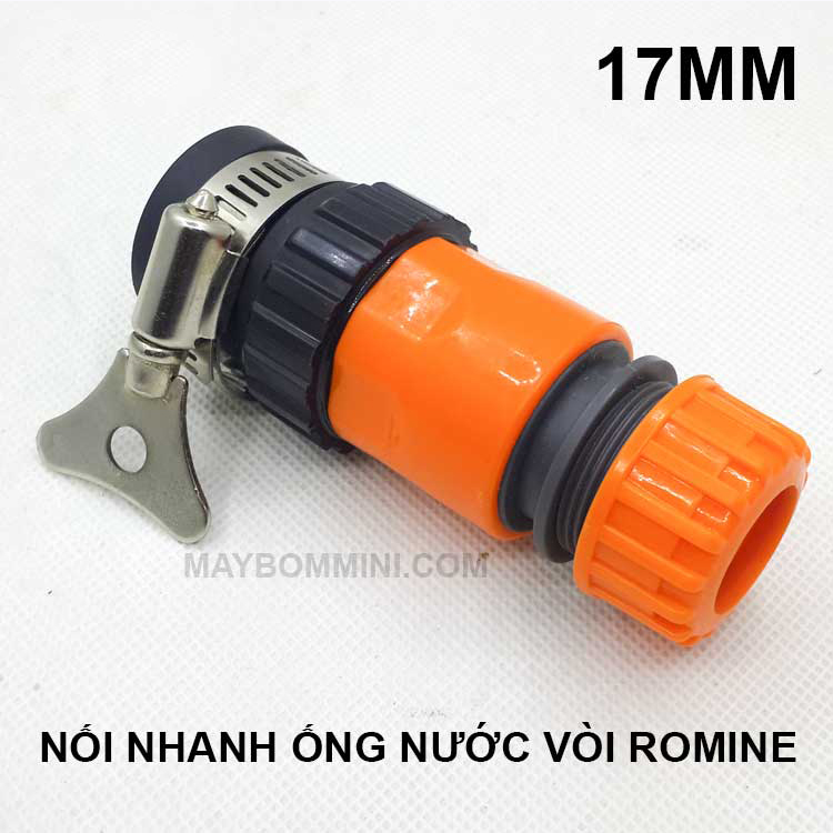 Noi Nhanh Voi Nuoc Ong 17mm
