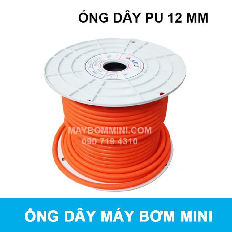 Ong Day Dung Cho May Bom Mini
