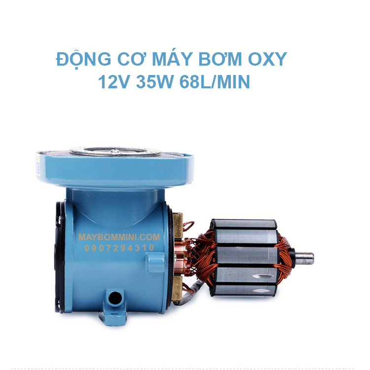 Dong Co May Bom Oxy