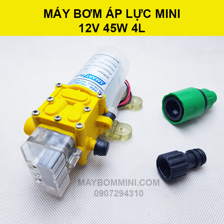May Bom Ap Luc Mini