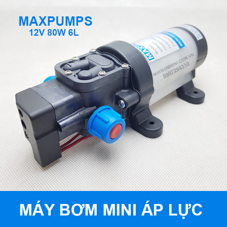 May Bom Mini 12v Co Quat