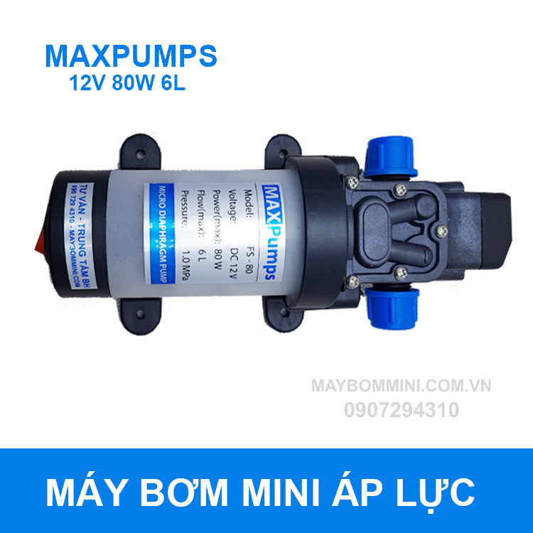 May Bom Mini Ap Luc