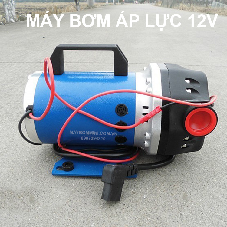 Ban May Bom Mini 12v