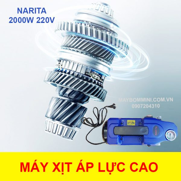 Dong Co May Xit Ap Luc Cao