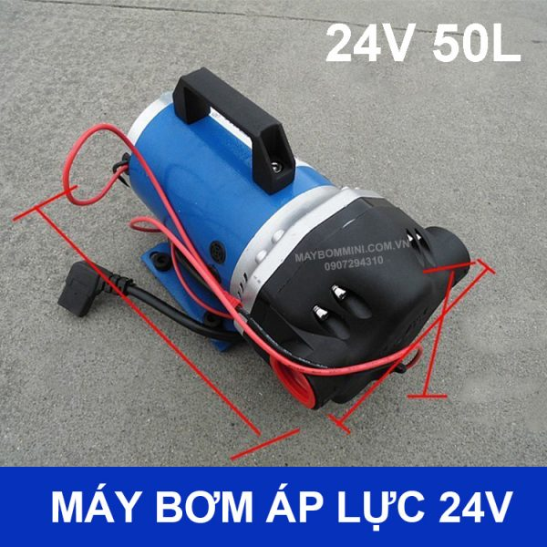 May Bom Day Cao 24v